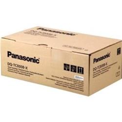 Panasonic Laser Toner Cartridge Page Life 8000pp Black Ref PANDQ-TCB008-X
