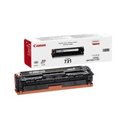 Canon 731 Laser Toner Cartridge Page Life 1500pp Yellow Ref 6269B002