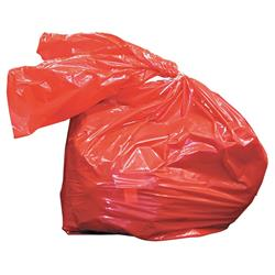 Laundry Bags Medium Duty Dissolving Strips 762 Gauge 80 litres 457 x 711 mm (Pack 200)