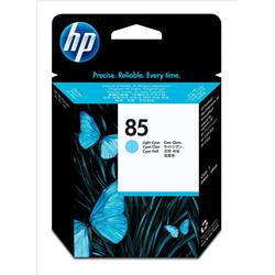 HP 85 Light Cyan Fade Resistant Printhead for HP Designjet 30 and 130 Series Printers