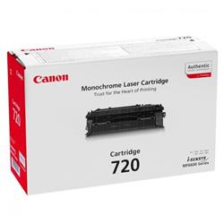 Canon 720 (Black) Toner Cartridge (Yield 5,000 Pages)
