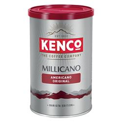 Kenco Millicano Coffee Wholebean Instant Original 100g Ref 643124
