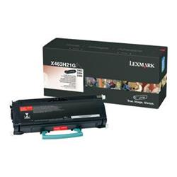 Lexmark Black High Yield Toner Cartridge (Yield 9,000 Pages) for X463/X464/X466 Multifunction Mono Laser Printer