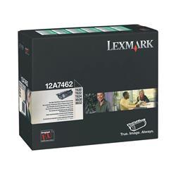 Lexmark High Yield Prebate Toner Cartridge for Lexmark T63x Laser Printers (Yield 21,000)