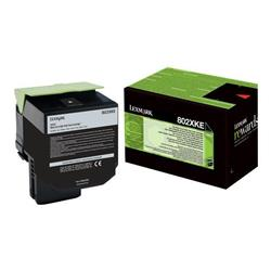 Lexmark Extra High Yield (8,000 pages) Corporate Cartridge (Black)