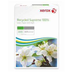 Xerox Recycled Supreme FSC 100% Recycled A4 210 x 297mm 80Gm2 003R95860 [Pack 2500]