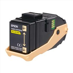 Epson 0602 High Capacity Toner Cartridge (Yield 7,500 Pages) Yellow for AcuLaser C9300N Series Colour Laser Printers