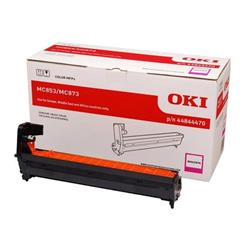 OKI Magenta Image Drum (Yield 30,000 Pages) for ES8453/ES8473 Multi Function Printers