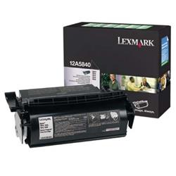Lexmark Black Toner Cartridge (Yield 10,000 pages)