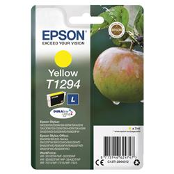 Epson Apple T1294 (7ml) DURABrite Ultra Ink Cartridge (Yellow)