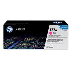 HP 122A (Yield: 4,000 Pages) Magenta Toner Cartridge