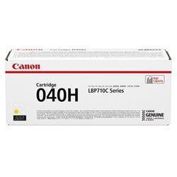 Canon 040H Yellow (High Yield 10,000 Pages) Toner Cartridge