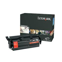 Lexmark Black High Yield Print Cartridge (Yield 25,000 Pages) for T650/T652/T654