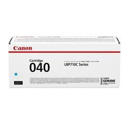 Canon 040 Cyan (Standard Yield 5,400 Pages) Toner Cartridge
