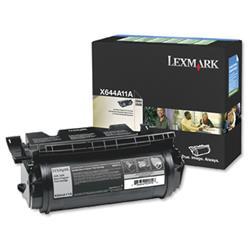 Lexmark Black Return Program Toner Cartridge (Yield 10000 pages)