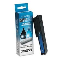 Brother LC03BC Black/Cyan Ink Cartridge for MP-21C/MP-21CDX Printers