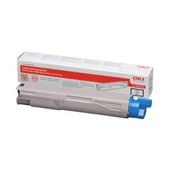 OKI 43459324 (Yield: 2,500 Pages) Black Toner Cartridge