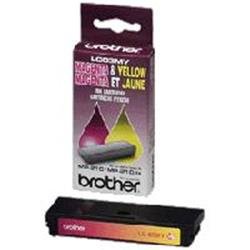 Brother LC03MY Magenta/Yellow Ink Cartridge for MP-21C/MP-21CDX Printers