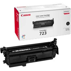 Canon 723 (Black) Toner Cartridge (Yield 5,000 Pages)