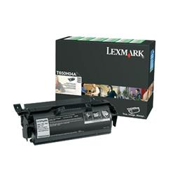 Lexmark Black High Yield Return Program Print Cartridge (Yield 25,000 Pages) for Label Applications for T650/T652/T654