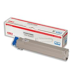 OKI 42918915 (Yield: 15,000 Pages) Cyan Toner Cartridge