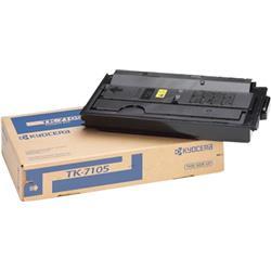 Kyocera TK-7105 Black (20,000 Pages) Toner Cartridge