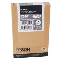Epson T6161 Black Ink Cartridge for B-500DN