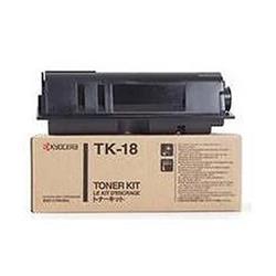 Kyocera TK-18 Toner Cartridge (Yield 7200 Pages) for FS-1018MFP/FS-1020D/FS-1118MFP