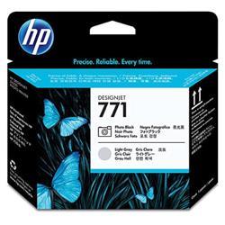 HP 771 Photo Black and Light Grey Printhead for DesignJet Printers