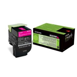 Lexmark Extra High Yield (4,000 pages) Corporate Cartridge (Magenta)