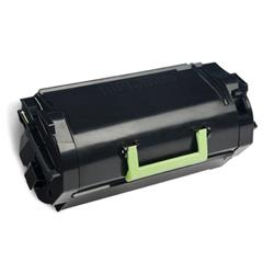 Lexmark 622HE (Black) High Yield Return Program Toner Cartridge (Yield 25000 Pages)