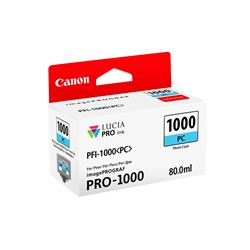 Canon PFI-1000PC (Photo Cyan) Ink Cartridge (80ml)