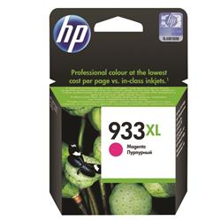 HP 933XL High Yield Magenta Original Ink Cartridge (CN055AE)