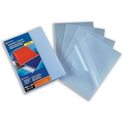 GBC Binding Covers Recyclable Polypropylene 200 Micron Frosted A4 Ref 210056E (100 Pack)