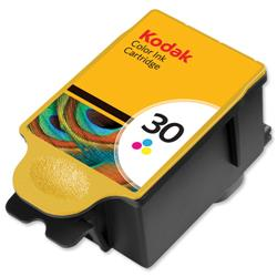 Kodak 30CL Colour Inkjet Cartridge Ref 8898033