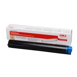 Oki B2200 Laser Toner Cartridge Page Life 2000pp Black Ref 43640302