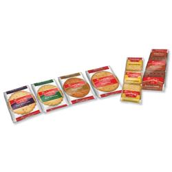 Crawford's Mini Packs Assorted Biscuits 6 Varieties Ref 0401005 [Pack 100]