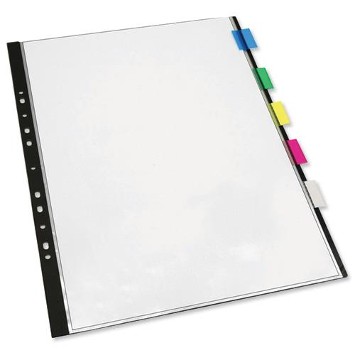 Black Adhesive Book Cover : Buy arnos display books pocket a with self adhesive