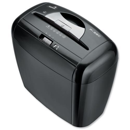 Buy fellowes powershred p 35c shredder confetti cut din3 p for Best home office shredder uk