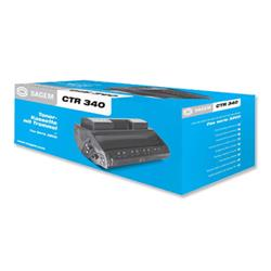 Sagem Laser Fax Toner Cartridge Black Ref CTR340