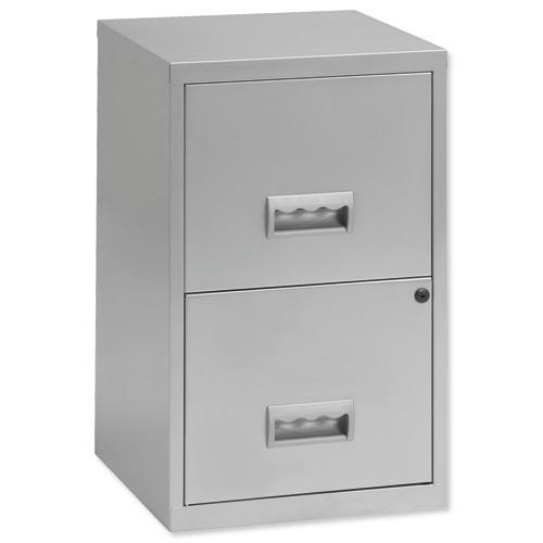 Buy Pierre Henry Filing Cabinet Steel Lockable 2 Drawers