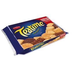 Crawfords Teatime Varieties Biscuits Assorted 6 Types 275g Ref 0401016