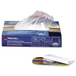 Rexel WS2H Polypropylene Waste Sacks 200 Litre Capacity Ref 40014 (50 Pack)