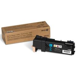 Xerox Phaser 6500 Laser Toner Cartridge Page Life 1000pp Cyan Ref 106R01591