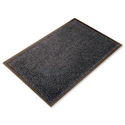 Floortex Indoor Entrance Mat with Nylon Monofilaments 1200x1800mm Grey