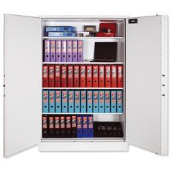Phoenix Fire Ranger Steel Storage Cupboard Secure 194kg 815 Litre Ref FS1514K