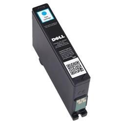 Dell V525w & V725w Series 32 Inkjet Cartridge High Yield Cyan Ref 592-11816
