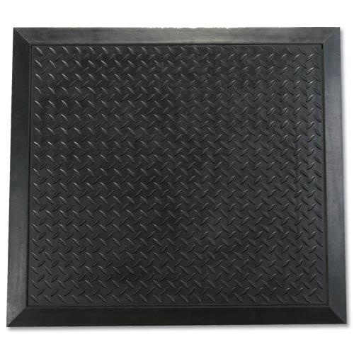Floortex Mat Rubber Anti Fatigue Textured Anti Slip