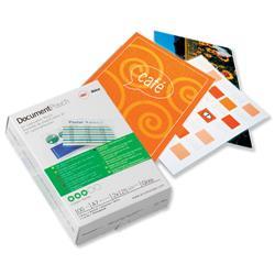 GBC Laminating Pouches Premium Quality 250 Micron A7 Ref 3740303 (100 Pack)