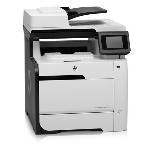 Hp Laserjet Pro 300 Color Multifunctional M375nw Printer